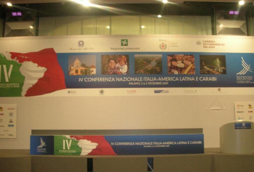 Conferenza Internazionale - Foto d'archivio